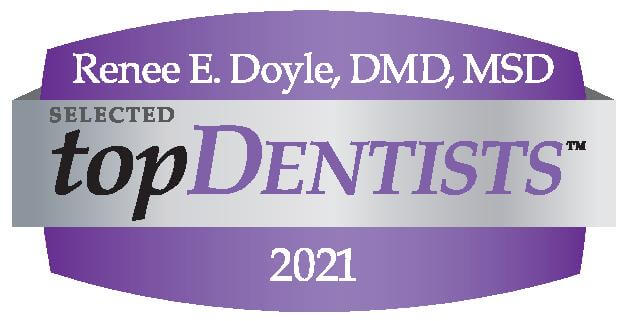 top dentists 2018-2021
